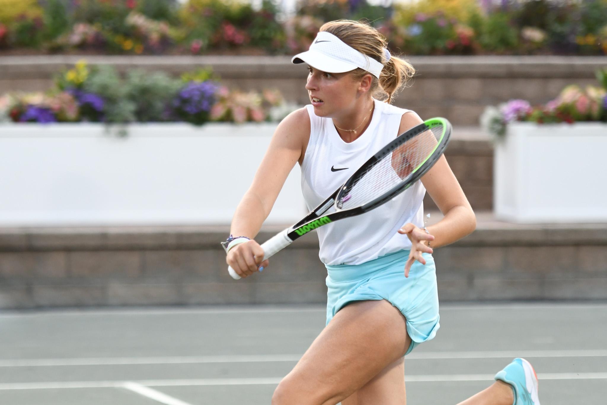 15-годишна състезателка се поздрави с първа победа в WTA Тура!